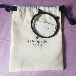 Kate Spade Jazz Things Up cat bracelet